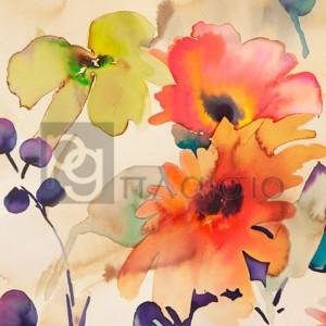 Kelly Parr - Floral Fireworks I