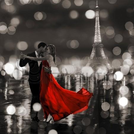 Dianne Loumer - Midnight in Paris (BW)