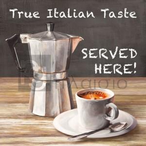Skip Teller - True Italian Taste