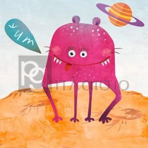 Skip Teller - Alien Friend 2
