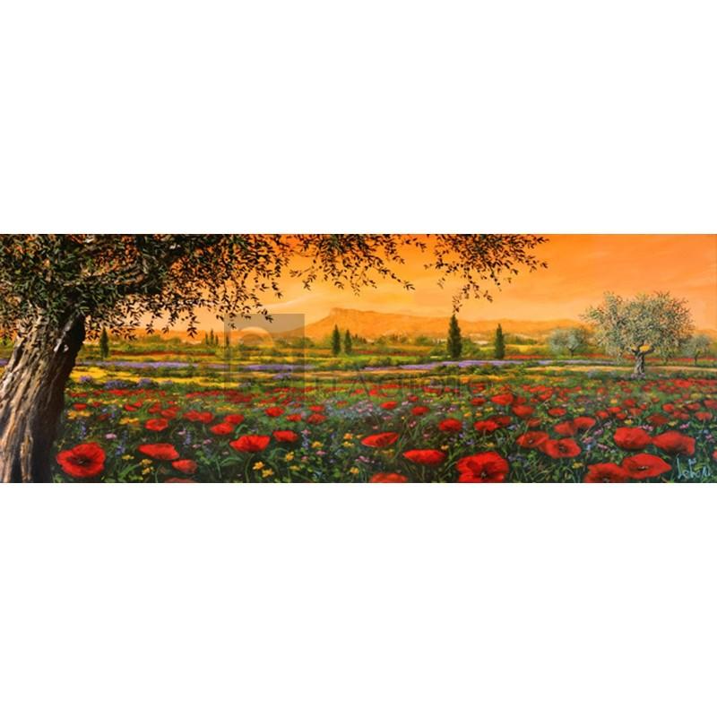 Tebo Marzari - Pianura in fiore