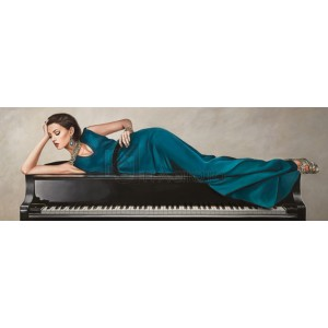 Sonya Duval - Piano Lady