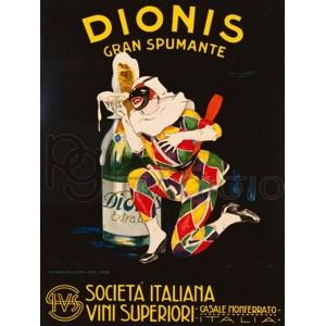 Plinio Codognato - Dionis, 1928