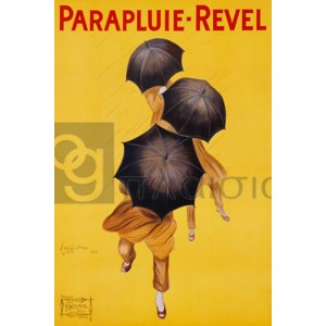 Leonetto Cappiello - Parapluie-Revel, 1922