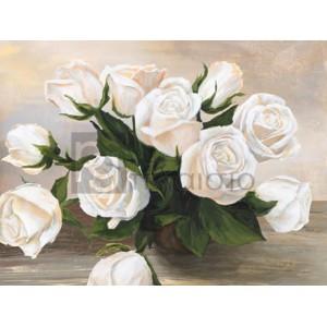 Silvia Mei - Vaso di rose