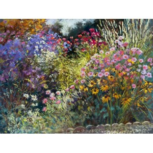 Nel Whatmore - Evening in the Garden