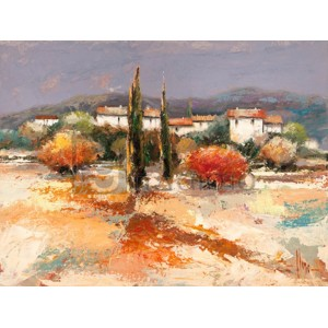 LUIGI FLORIO - Borgo nel sole