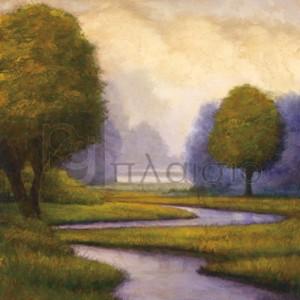 Gregory Williams - Lavender Sunrise I
