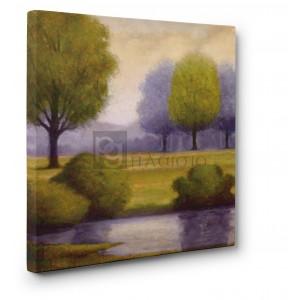 Gregory Williams - Lavender Sunrise II