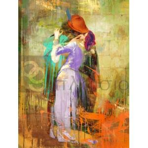 Eric Chestier - Hayez's Kiss 2.0