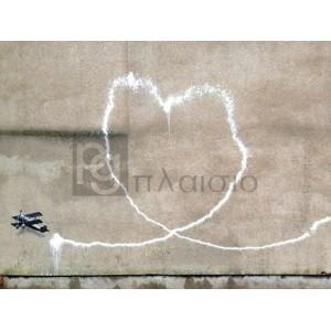 Banksy - Rumford Street, Liverpool (graffiti attributed to Banksy), detail