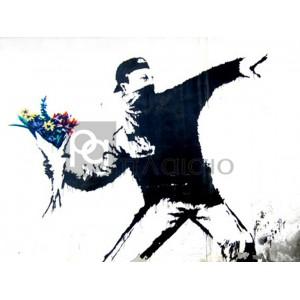 Banksy - Bethlehem, Palestine