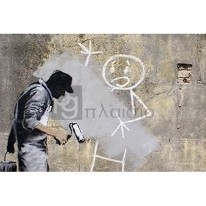 Banksy - Jackson Avenue, New Orleans