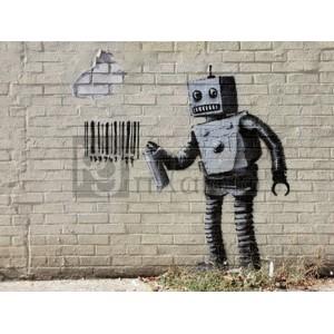 Banksy - Stillwell Avenue, Coney Island, NYC