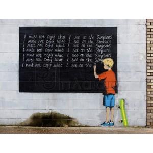 Banksy - New Orleans