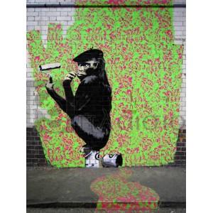 Banksy - Leake Street, London