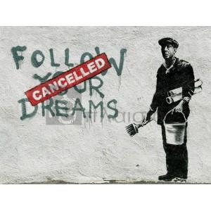 Banksy - Essex Street, Boston