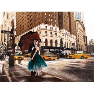 Pierre Benson - Kiss in Park Avenue