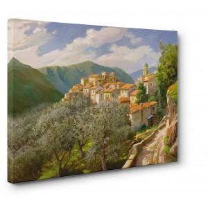 Adriano Galasso - Borgo degli ulivi