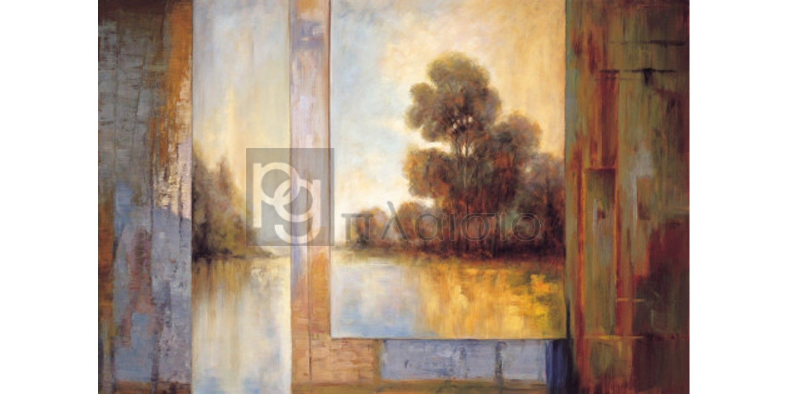 James Bryant - Secluded Pond I