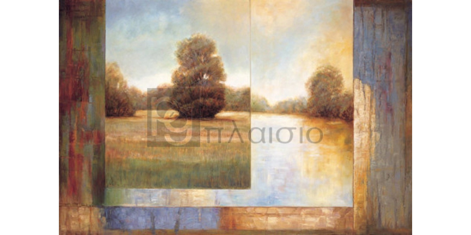 James Bryant - Secluded Pond II