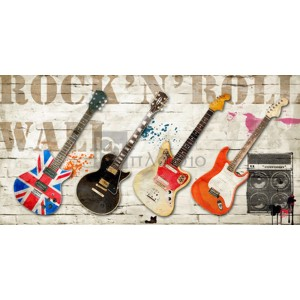 Steven Hill - Rock'n'Roll Wall