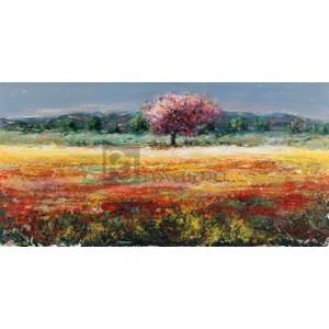Luigi Florio - L'albero rosa