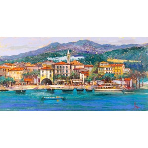Luigi Florio - Paese sul Lago