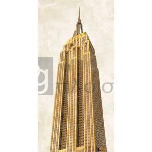 Joannoo - Gilded Skyscraper II