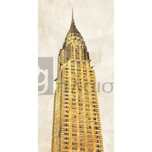 Joannoo - Gilded Skyscraper I
