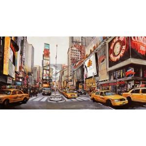 JOHN B. MANNARINI - Times Square Perspective