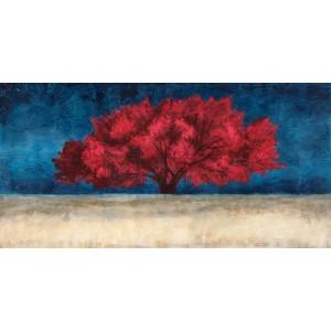 JAN EELDER - Red Tree