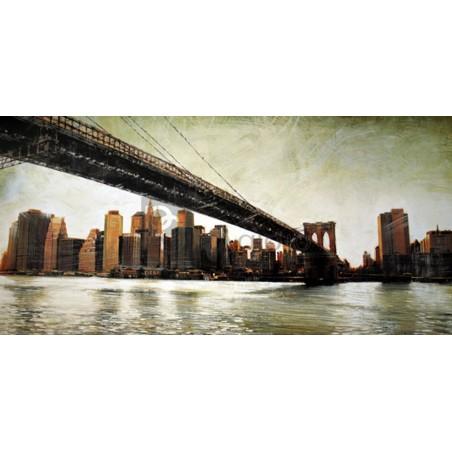 Matthew Daniels - Brooklyn Bridge View
