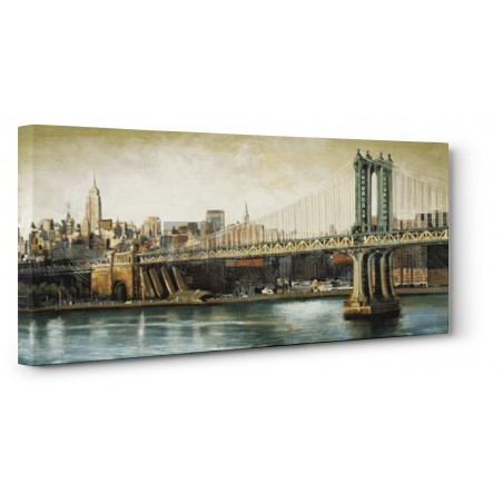 Matthew Daniels - Manhattan Bridge View