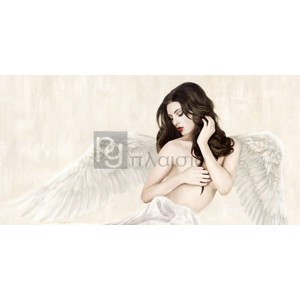 SONYA DUVAL - Inspiring Angel (detail)