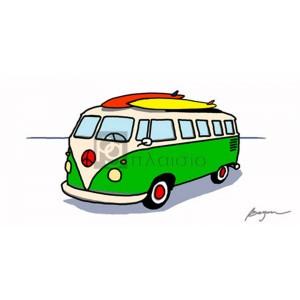 Carlos Beyon - Peace Wagon