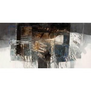 Giuliano Censini - La valle dai riflessi di creta
