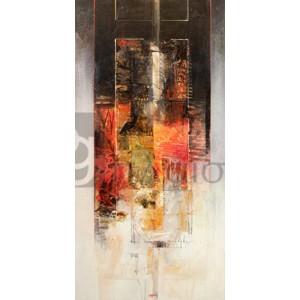 Giuliano Censini - Sinfonia in rosso