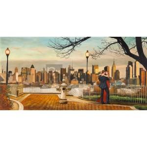 Pierre Benson - Lovers in New York