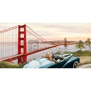 Pierre Benson - Golden Gate View
