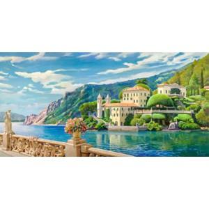 Adriano Galasso - Villa sul lago