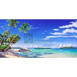 Adriano Galasso - Spiaggia tropicale