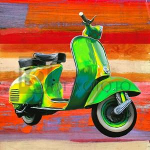 TEO RIZZARDI - Pop Scooter I