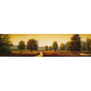 Ryan Franklin - Landscape Panorama I