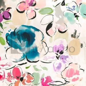 Kelly Parr - Floral Funk I