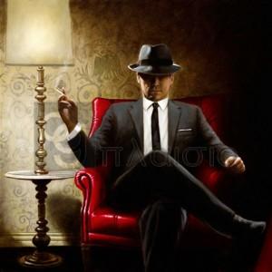 JOHN SILVER - Black Tie