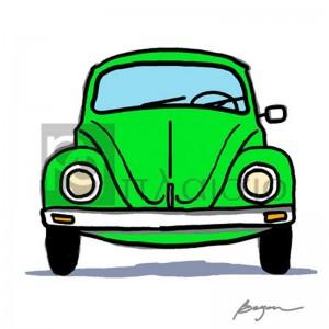 Carlos Beyon - Green Bug