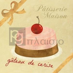 Skip Teller - Gâteau de cerise