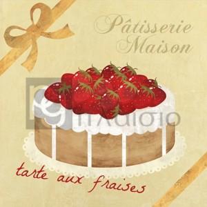 Skip Teller - Tarte aux fraises