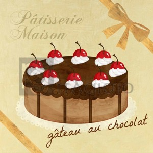 Skip Teller - Gâteau au chocolat